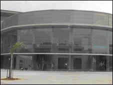 Siri Fort Sports Complex