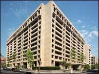 IMF headquarters, Washington