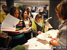 Jobs fair in Los Angeles