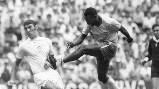 Brazil's Pele