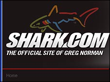 Greg Norman official website and brand