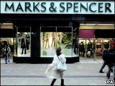 Marks and Spencer store, London