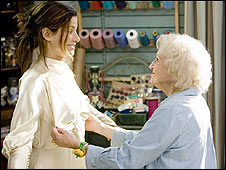 Sandra Bullock and Betty White in The Proposal