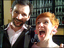 William Starritt and Belinda May