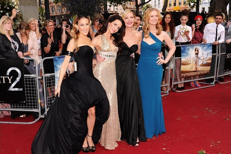 Sex in the city premiere