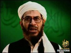 Mustafa Abu al-Yazid (undated video grab)