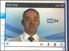 Andy Henshaw, chief executive of Vee24