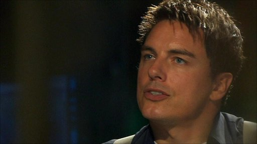 John Barrowman as Torchwood