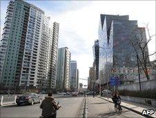 Chinese housing bloc
