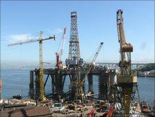 Maua shipyard