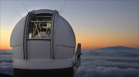 Pan-STARRS (University of Hawaii)