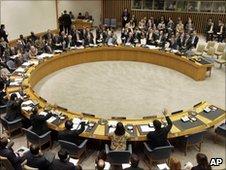UN Security Council 9.6.10