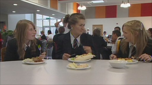 Pupils in Leicestershire are eating more school meals