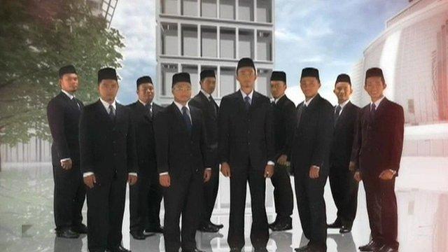 Imam Muda contestants