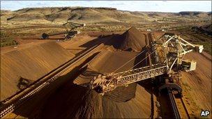 Mine in Pilbara