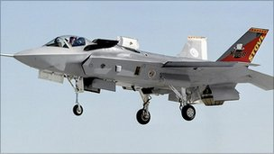 Lockheed Joint Strike Fighter