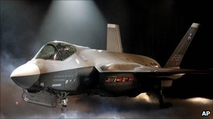 Joint Strike Fighter prototype