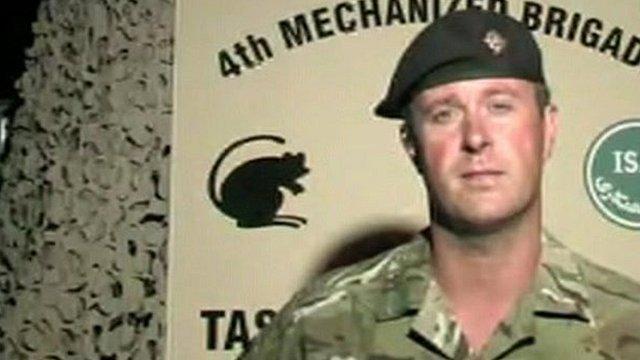 Lieutenant Colonel James Carr-Smith