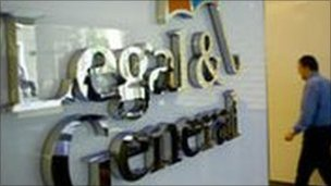 Legal & General offices in London