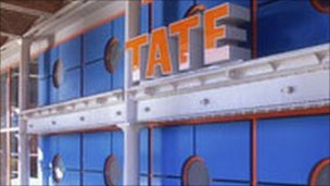 The Tate Liverpool