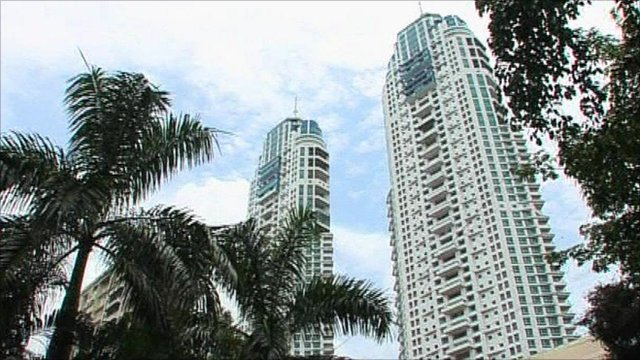 Mumbai apartment block
