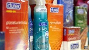 Durex products on sale