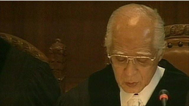 Hisashi Owada, President, International Court of Justice