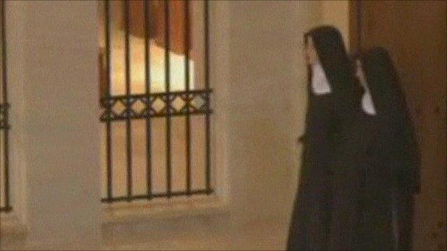 Nuns in France