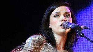 Singer Amy MacDonald