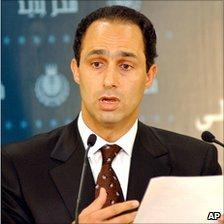 Gamal Mubarak 2004