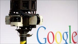 Street View camera, Getty