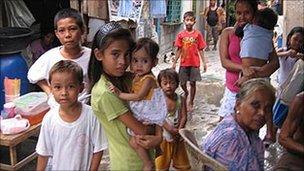 Letre district of Manila