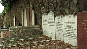 Strangers Cemetery