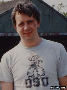 Terry Jupp, killed in 2002