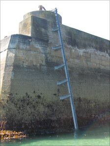 Port Isaac tidal gauge