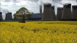 Drax Power Station, Selby, North Yorkshire. Copyright: PA