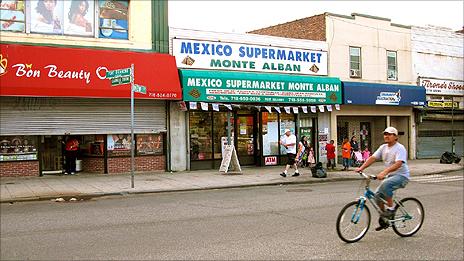 A Staten Island street