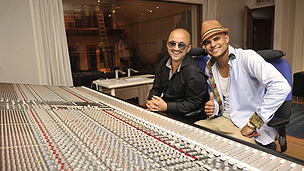 Red One and Mohombi