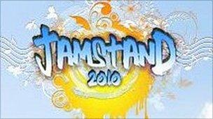 Jamstand 2010 logo from Jamstand