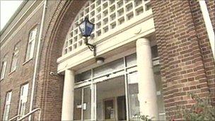 Torquay Police Station