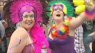 Brighton Pride 2010