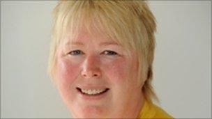 Carole Taylor-Brown, NHS Suffolk chief executive