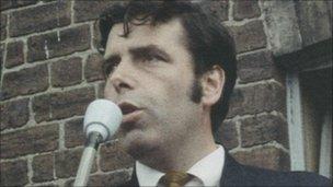 Jimmy Reid in 1971