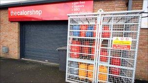 The Calor Shop