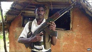 Tamil Tiger (file image)
