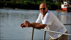 Oysterman Pete Vujnovich