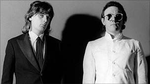 Geoff Downes and Trevor Horn as The Buggles