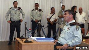 Lieutenant General Gabi Ashkenazi