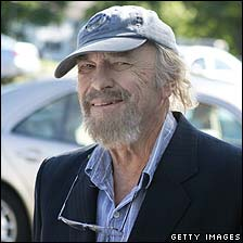 Rip Torn, pictured in June
