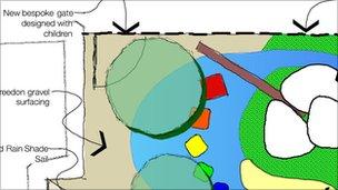 Samantha Birket's playground design